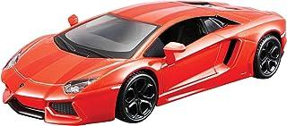 Bburago 1/32 Plus - Lamborghini Aventador LP700-4, Orange