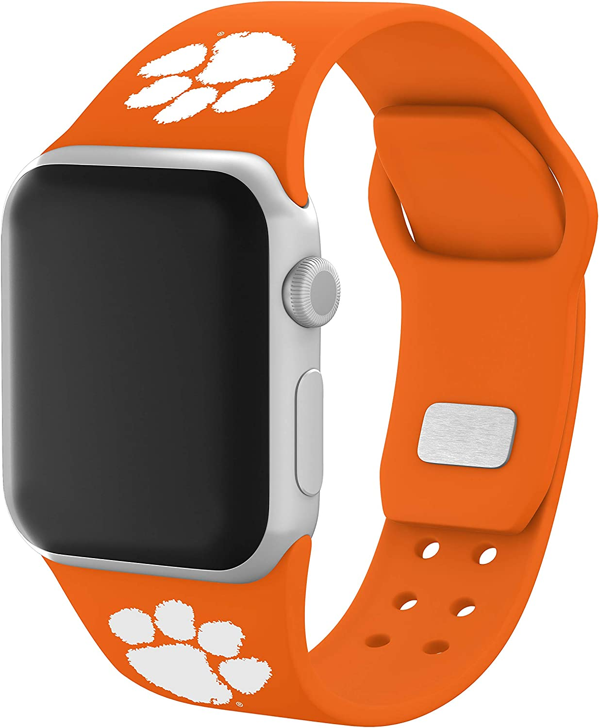 AFFINITY BANDS Clemson Tigers Sales results No. 1 Silicone Popular brand in the world Band Watch Compatib Sport