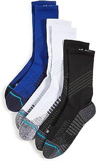 STANCE Men's Athletic Crew 3 Pack Socks