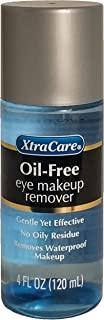 XtraCare Eye Makeup Remover, removes eye makeup instantly with a gentle, oil-free formula. Cleans delicate eye area without leaving a greasy film.