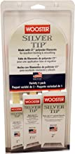 Wooster Brush 5229 Silver Tip Variety 3 Pack