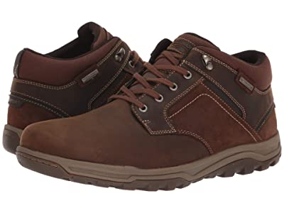 Rockport Harlee Waterproof Chukka (Tan) Men