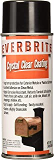 EVERBRITE 12 Oz. Aerosol Clear, Protective Coating for Metal