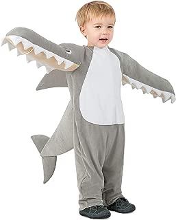 Princess Paradise Chompers Chompin' Shark Child's Costume, X-Small
