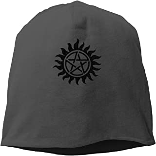 Supernatural Emblem Beanie Hat Snapback Men And Women Winter Cap
