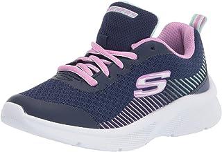 Skechers 3d Print Detail Lace Up Sneaker girls Sneaker