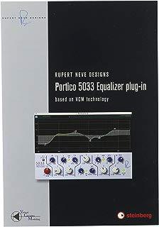 Steinberg RND Portico 5033 EQ Audio Plug-in