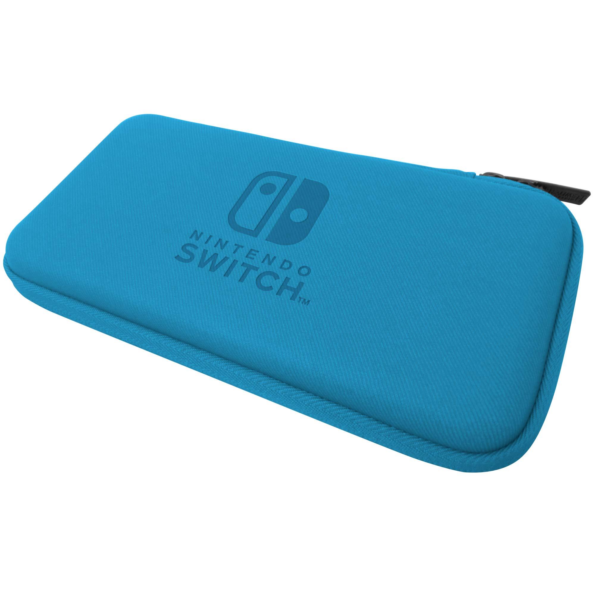 Hori - Funda Rígida Azul (Nintendo Switch Lite): Amazon.es: Videojuegos