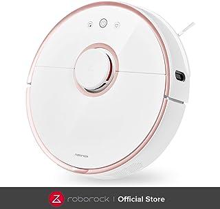 roborock S5 Robot Aspirador y Fregona, Robot Aspirador con Aspiraci?n Potente de 2000Pa y Conectividad Wi-Fi, Navegaci?n Inteligente y Bater?a con Capacidad de 5200mAh