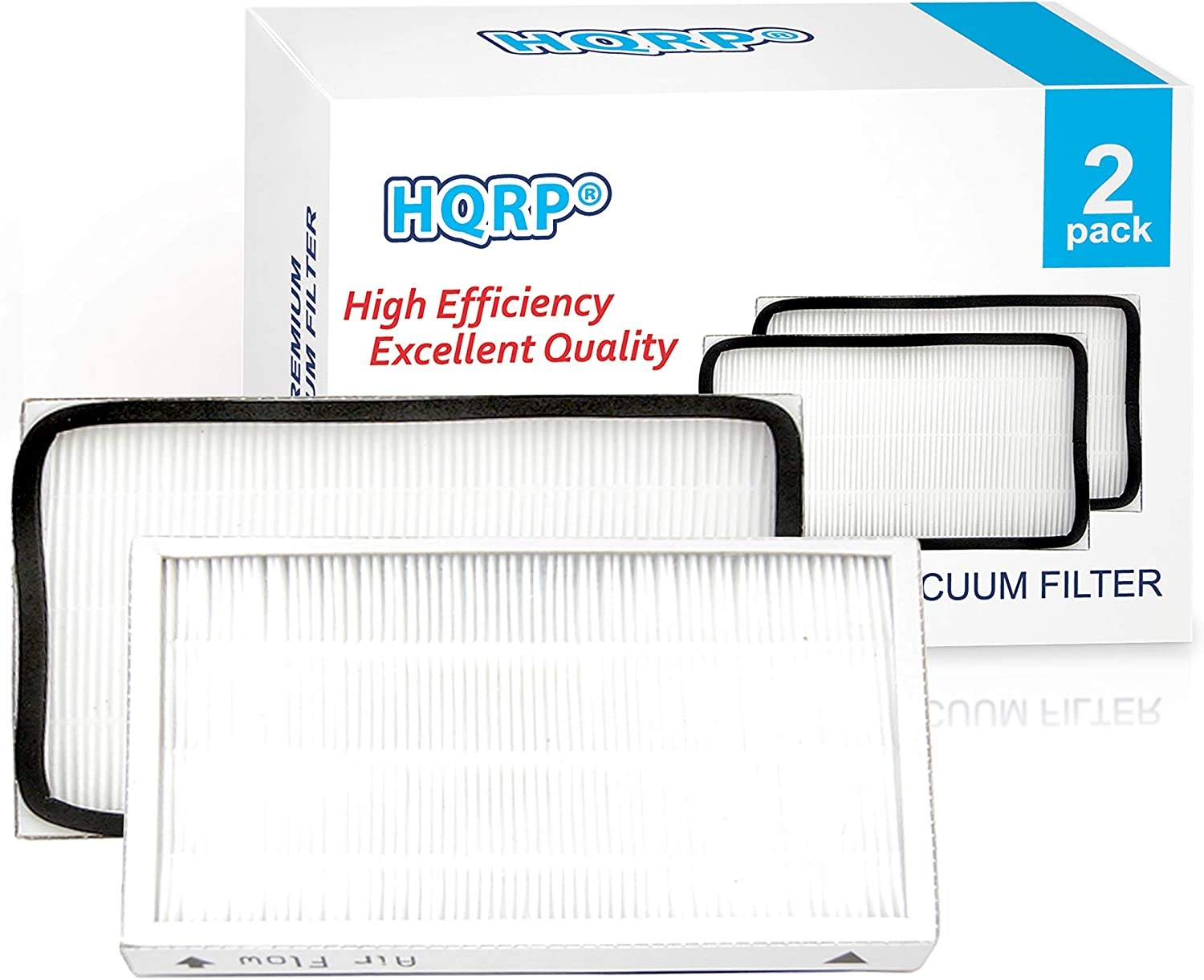 HQRP Gorgeous 2-Pack 86889 Filters Compatible 27514 25915 with Kenmore service