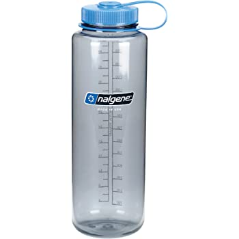 Nalgene Tritan Wide Mouth Water Bottle, 48oz