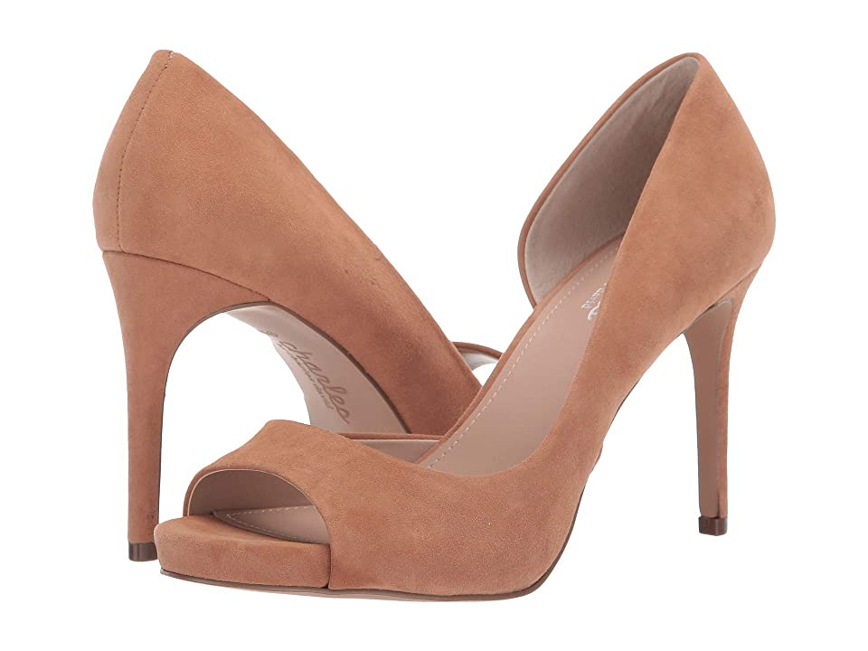 Charles by Charles David Chess Pump (Nude Suede) Women