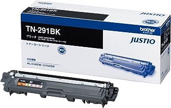 ブラザー工業 【brother純正】トナーカートリッジブラック TN-291BK 対応型番:HL-3170CDW、HL-3140CW、DCP-9020CDW、MFC-9340CDW 他
