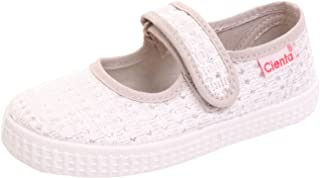 Mary Jane Sneakers for Girls – Casual Shoes with Adjustable Strap