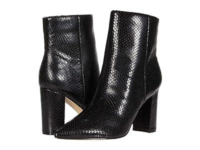 Marc Fisher LTD Ulani 2 (Black Leather) Women