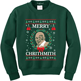 Best mike tyson christmas sweatshirt Reviews