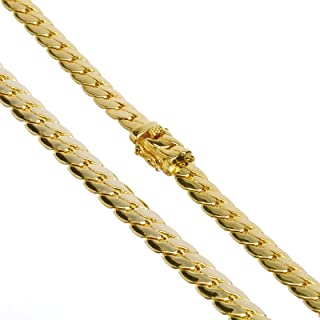 Heavy 14K Gold Plated 10 mm / 26