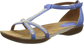 Women's Leather Fashion Sandals Price in India