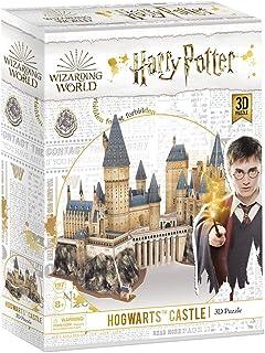 CubicFun Puzzle 3D Harry Potter Poudlard Castle School, Kits de Construction de Modèles, Jouets de Construction de Bricola...