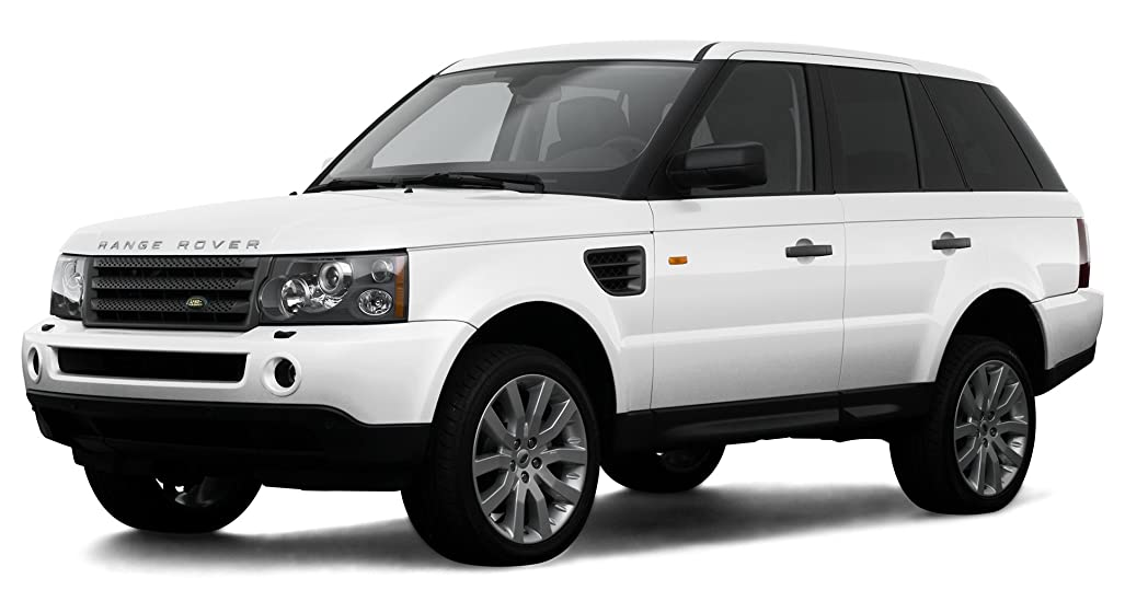 Land Rover Sport >> Amazon Com 2008 Land Rover Range Rover Sport Reviews Images And