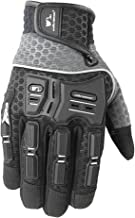 Men's Impact Protection Hi-Dexterity Utility Grip Gloves, Extra Large (Wells Lamont 7682XL)