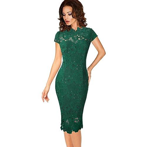 Emerald Dress Amazoncom
