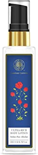 Forest Essentials Indian Rose Absolute Ultra Rich Body Lotion, 6.7 Fl Oz