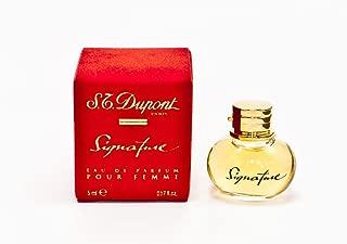 SIGNATURE by St Dupont EAU DE PARFUM .17 OZ MINI for Women