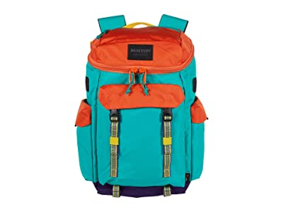 Burton Annex 2.0 Backpack 28L (Dynasty Green Cordura) Backpack Bags