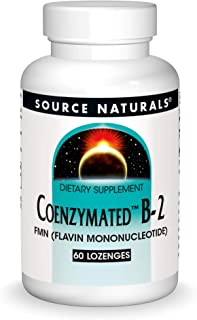 Source Naturals Coenzymated B-2 Lozenges 25mg, 60 Count