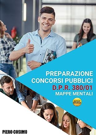 Preparazione concorsi pubblici: DPR 380/01-mappe mentali