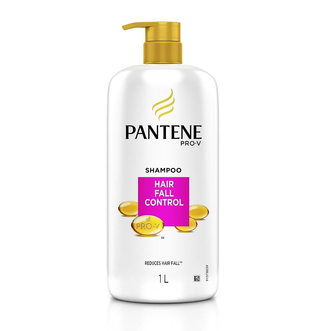 二週間スキャン世界の窓PANTENE Hair Fall control SHAMPOO 1 Ltr. (PANTENEヘアフォールコントロールSHAMPOO 1 Ltr。)