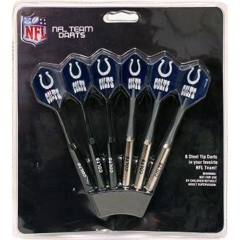 NFL Indianapolis Colts Darts & Flights