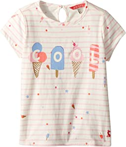Joules Kids Cool Screenprinted T-Shirt (Toddler/Little Kids)