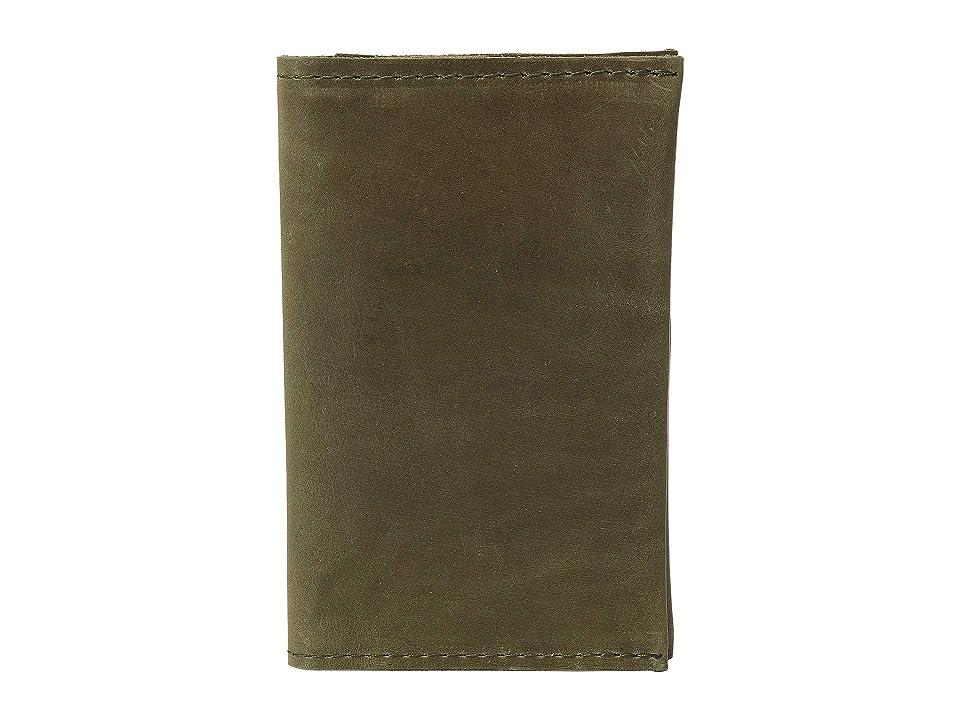 ABLE Alem Passport Wallet (Olive) Handbags