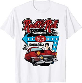 1950s Sock Hop Party Clothes Vintage 50s Rockabilly Shirt