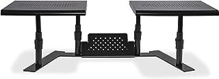 Allsop 31883 Metal Art ErgoTwin Dual Monitor Stand