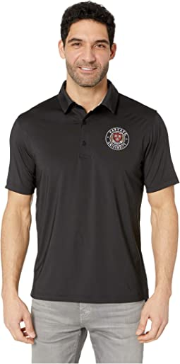 Harvard Crimson Solid Polo