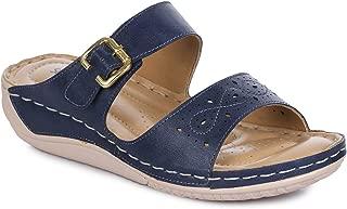 Liberty Senorita (from JL-78_N.Blue Women Slippers