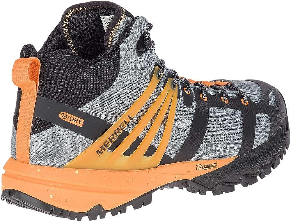 Merrell Mens Mqm Ace Mid Waterproof Hiking Boot