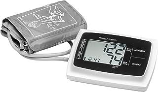 Proficare BMG 3019 Tensiómetro de Brazo Digital Medidor Tensión Arterial, Pulso Cardíaco, Detecta arritmias, Pantalla LCD