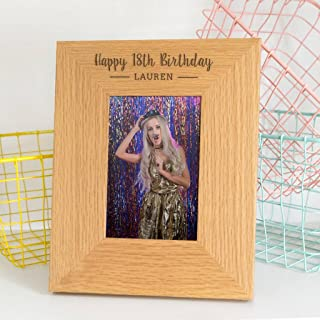 Best personalised 18th birthday photo frame Reviews