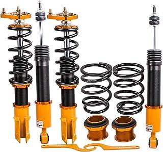 maXpeedingrods Kit de suporte de suspensão para Ford Mustang 4ª geração 1994-2004 amortecedor ajustável mola de bobina sob...