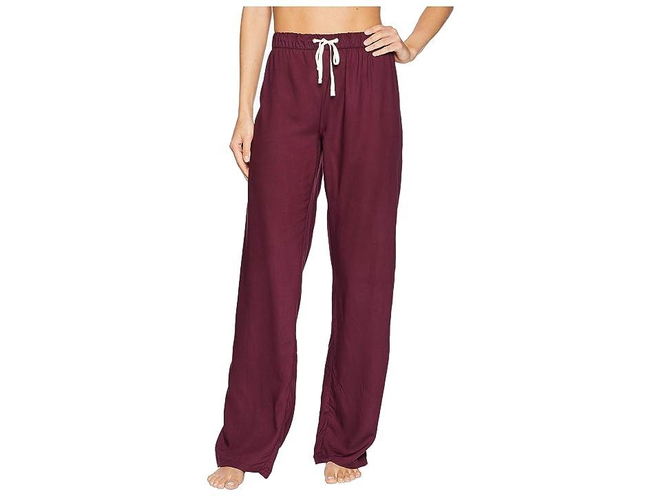 Splendid Night Sky Long Pajama Pants (Fig) Women