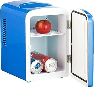 Mini réfrigérateur 2 en 1 avec prise 12/230 V - bleu [Rosenstein & Söhne]