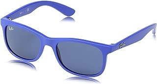RAY-BAN JUNIOR RJ9062S Rectangular Kids Sunglasses, Matte...