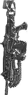 Gears of War 4 Lancer Keychain, Silver