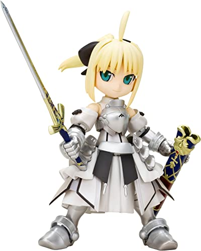 Fate Stay Night Saber-San Lily Plastic Model Kit