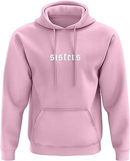 Charles James Sisters Unisex Hoodie Front Print