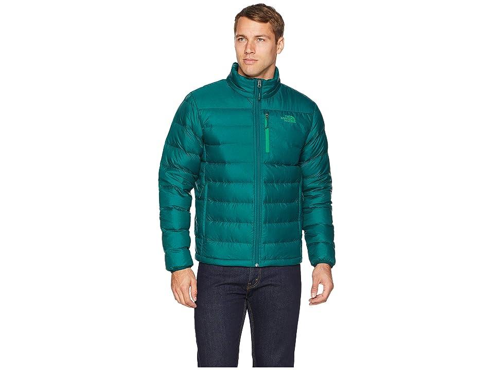 The North Face Aconcagua Jacket (Botanical Garden Green) Men